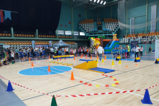 Športový deň Nadácie Slovenskej sporiteľne v Nitre