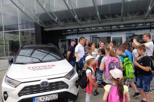 Športový deň Nadácie Slovenskej sporiteľne