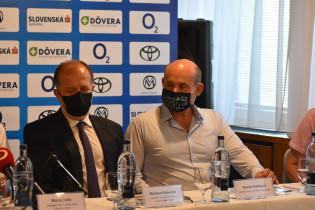 Tlačová konferencia v Tatrách 16. júna 2021