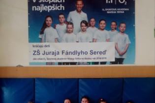 Fotogaléria ZŠ Ulica Fándlyho 763/7A, Sereď