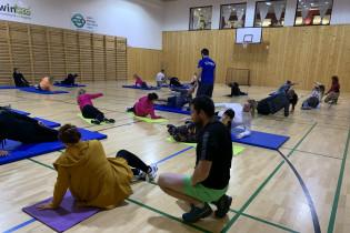 Januárové školenie nových trénerov v Námestove