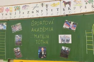 Odovzdávanie grantu na ZŠ s MŠ v Malom Čepčíne