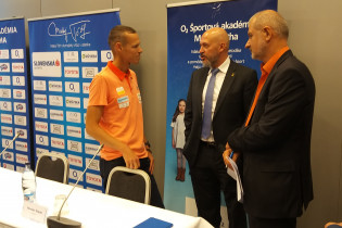 Na tlačovke sme otvorili tretí ročník akadémie spoluprácou so Slovenským olympijským a športovým výborom