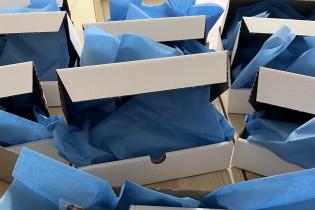 Vianočné balíčky pre trénerov