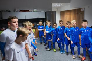 Kvalifikácia ME 2020 v sprievode našich detí z akadémie